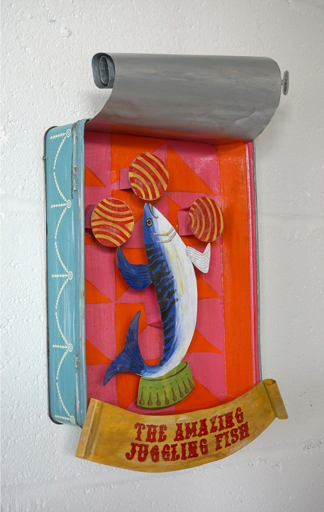 Juggling Fish