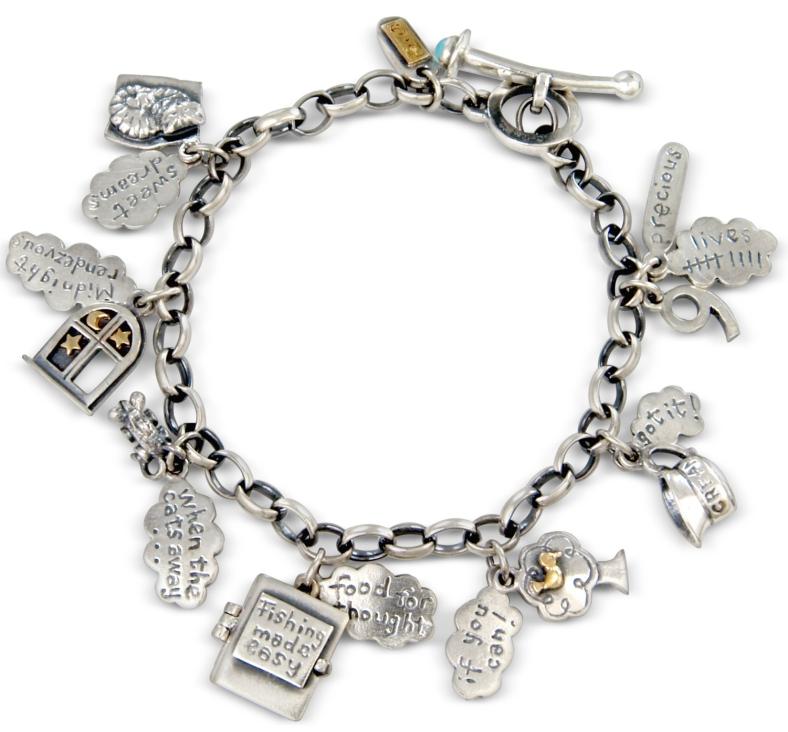 Sweet Dreams charm bracelet