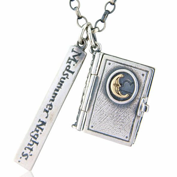 Midsummer's Night necklace £
