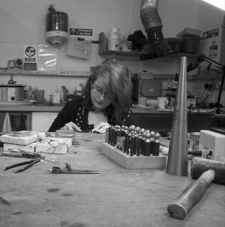 Anna Backman - Jeweller