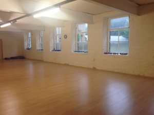 HS Group Fitness studio
