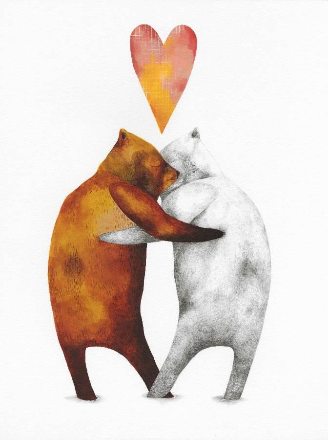 Julia Ogden - Bear Hug