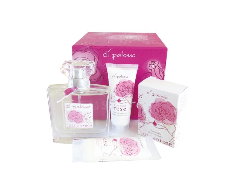 Tuscan Rose Perfume Gift Set
