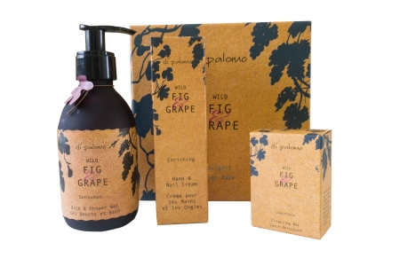 Fig and Grape Pamper Gift Set