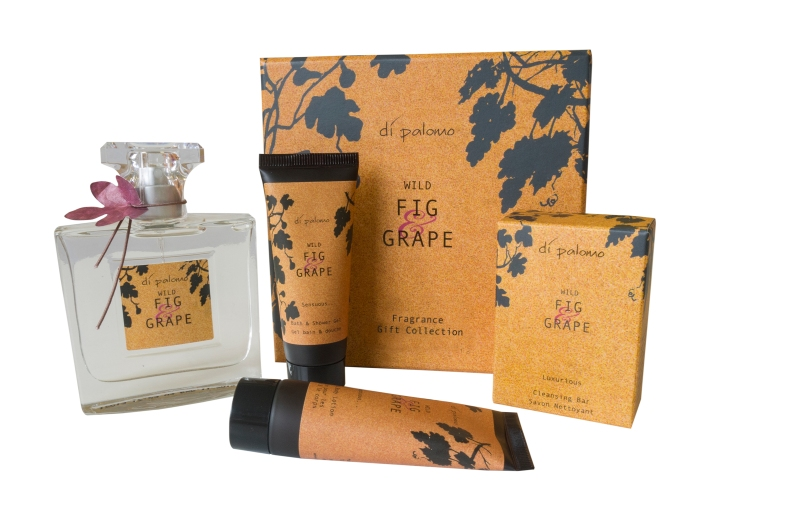Fig and Grape Perfume Gift Set