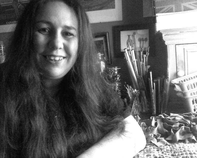 Chrissie Freeth - Textile Artist