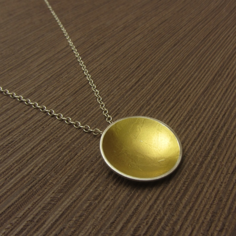 Cup of Gold necklace
