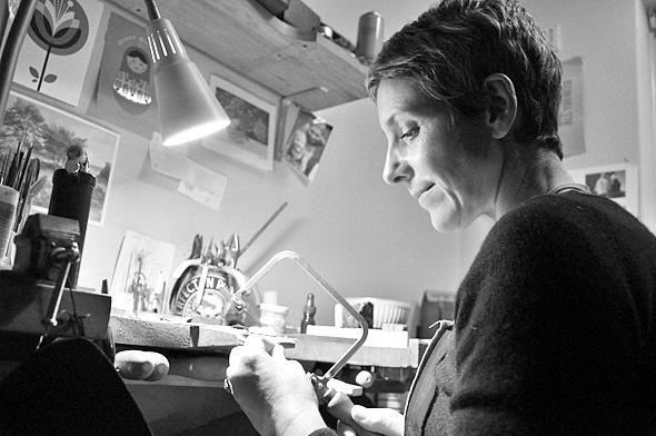 Henrietta Fernandez - Jeweller
