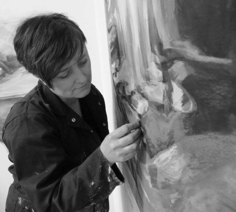 Justine Nettleton - Artsit