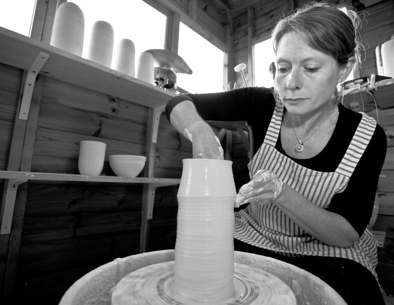 Kirsty Adams - Ceramicist