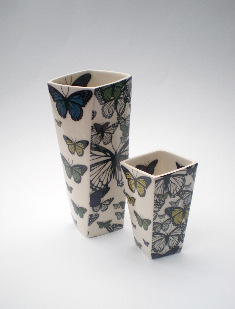 Medium and Small Butterfly vessels