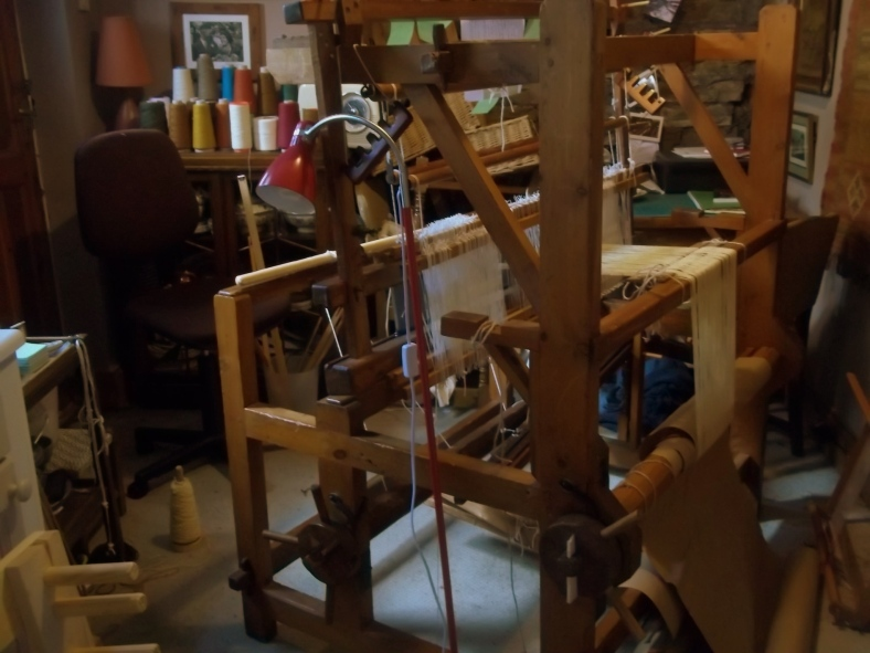 Chrissie's loom