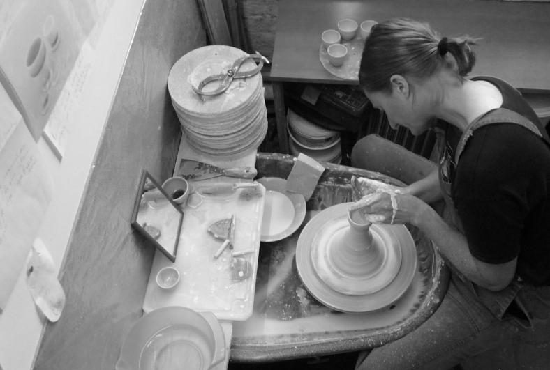 Beverley Gee - ceramicist
