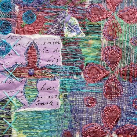 Kate's textile work