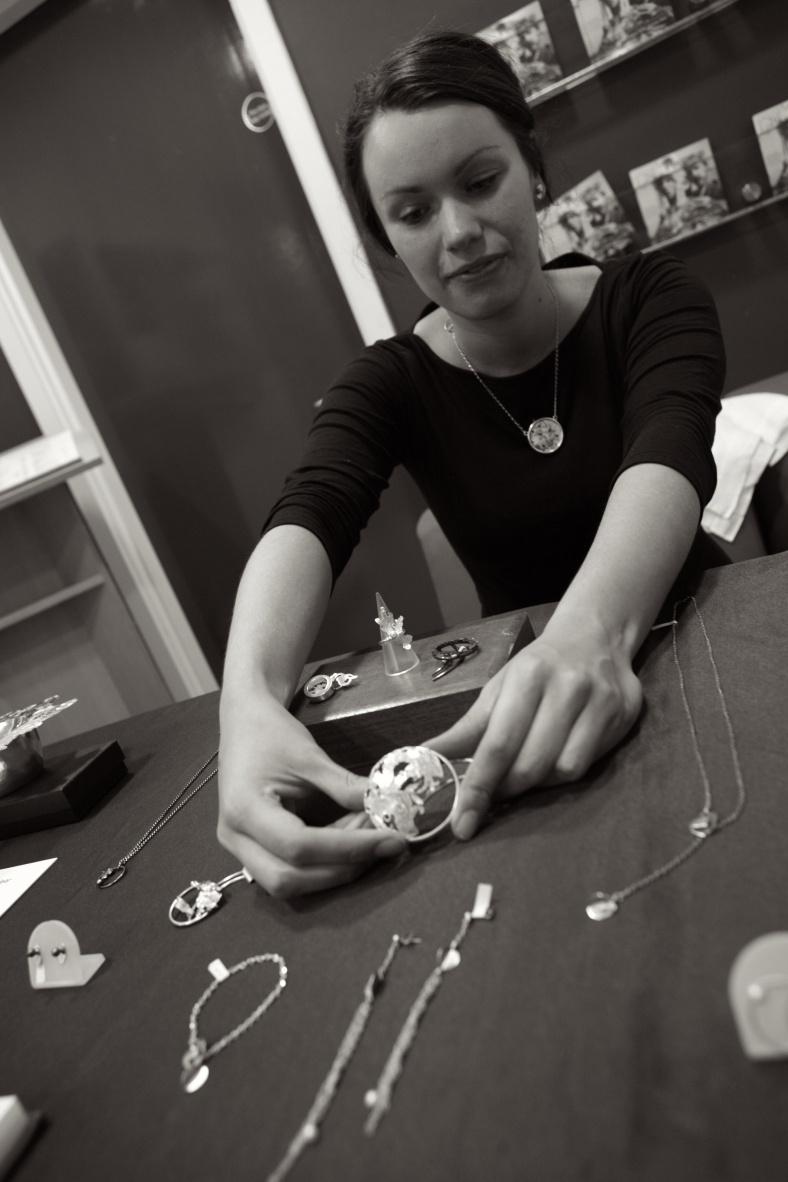 Fiona McAlear - Jeweller