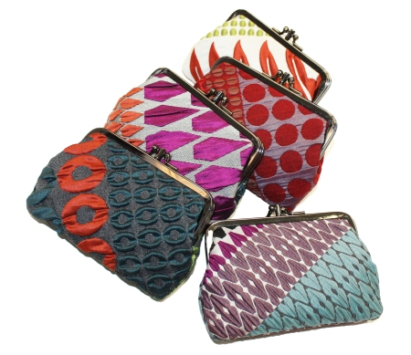 Group of Clasp purses