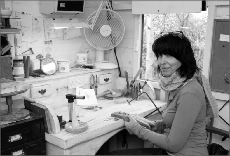 Rachel Brown - Jeweller