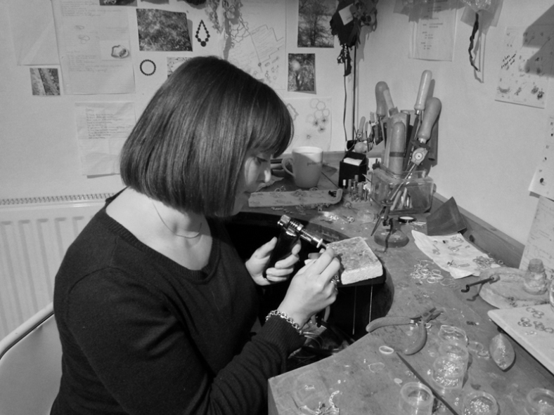 Anna Calvert - Jeweller