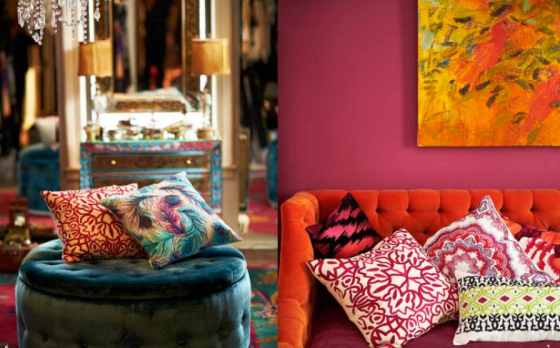 Inspiration from one of the blogs I follow Abigail Ahearn which was recently voted as one of the 20 best interior blogs by The Telegraph http://abigailahern.wordpress.com/