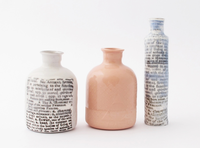 Vessels by Katherine Lees
