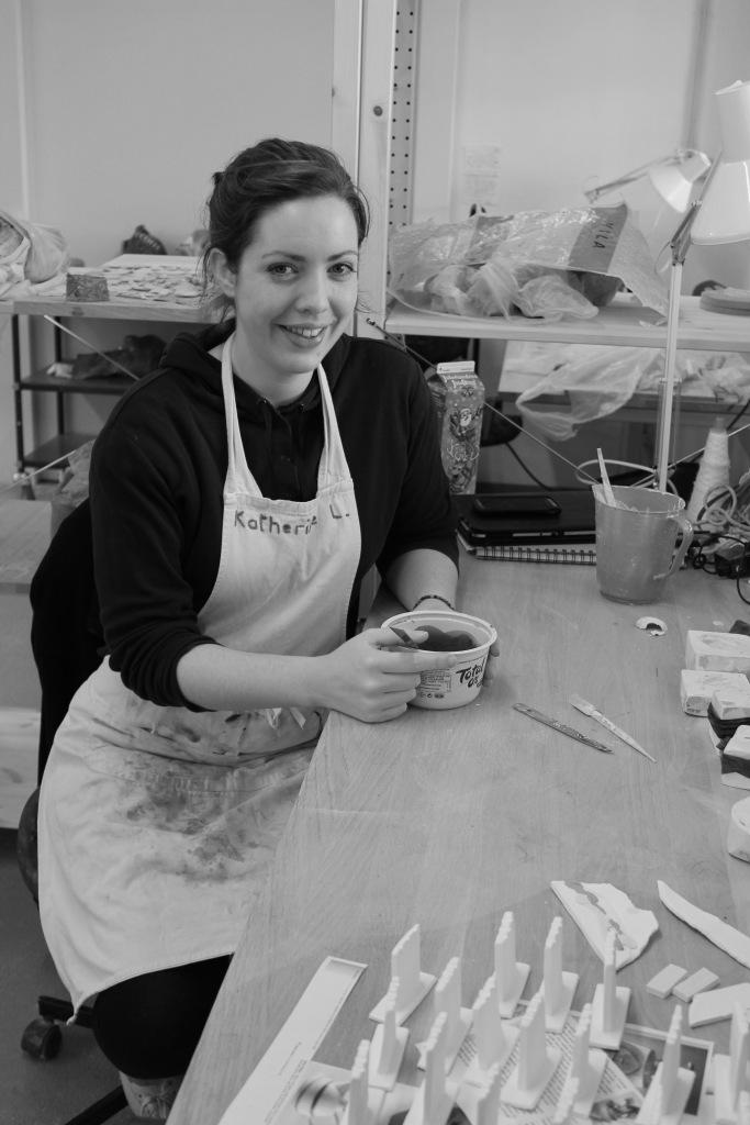 Katherine Lees  -ceramicist