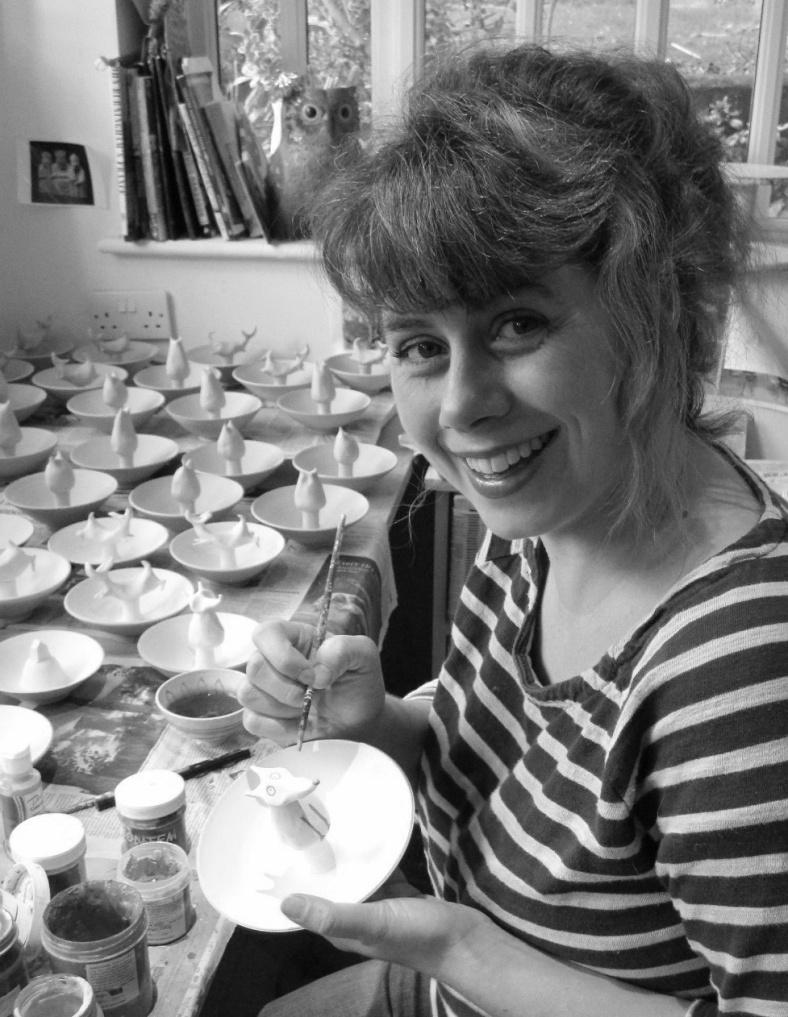 Katherine Morton - Ceramicist