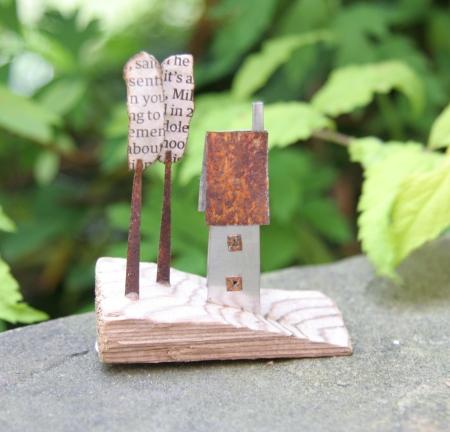Small house - Sarah Jane Brown