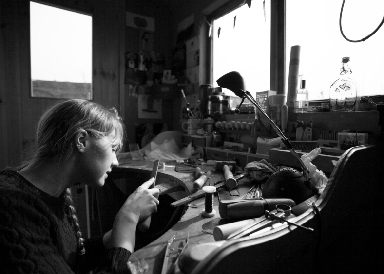 Alice Clarke - Jeweller
