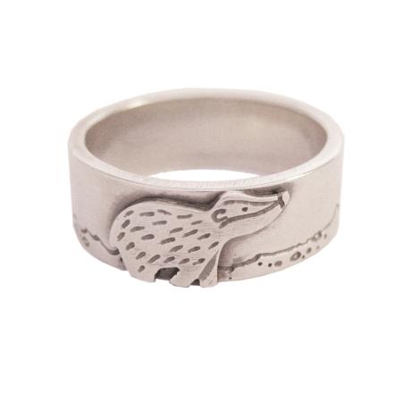 Badger ring