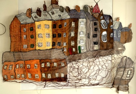 Stitch work Hayley Murphy
