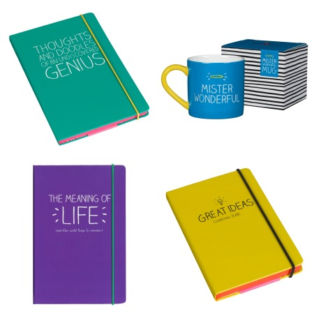 We've extended our Happy Jackson range to include more notebooks