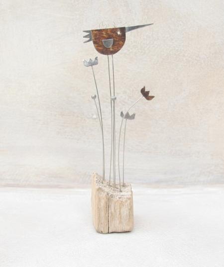 Single Bird - Sarah Jane Brown