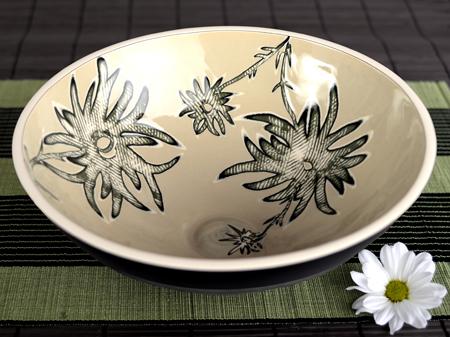 Low bowl