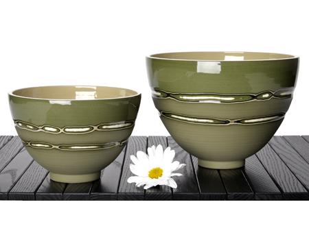 Tall bowls