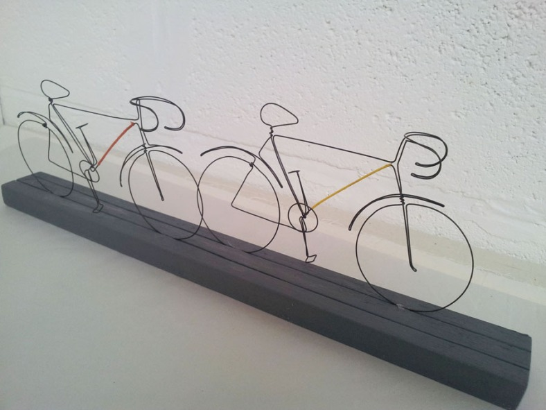 Wire Bicycle duo