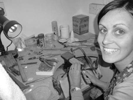 Claire Lowe - Jeweller