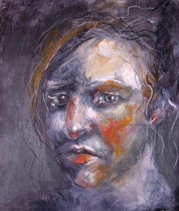 Gillian's self-portrait