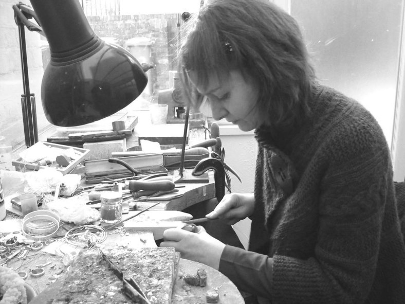 Adele Taylor - Jeweller and Silversmith