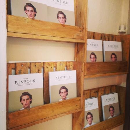 shelves kinfolk
