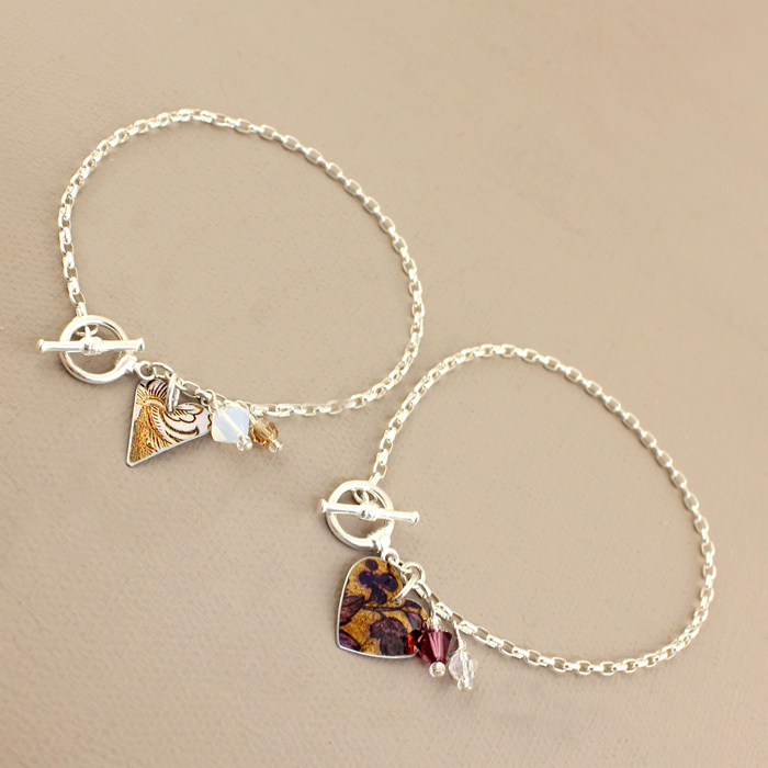 New bracelets from our Christmas collection