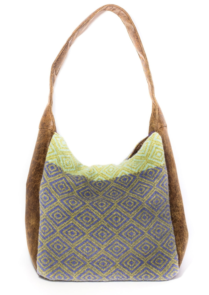 Slouch bag by Katie Davies