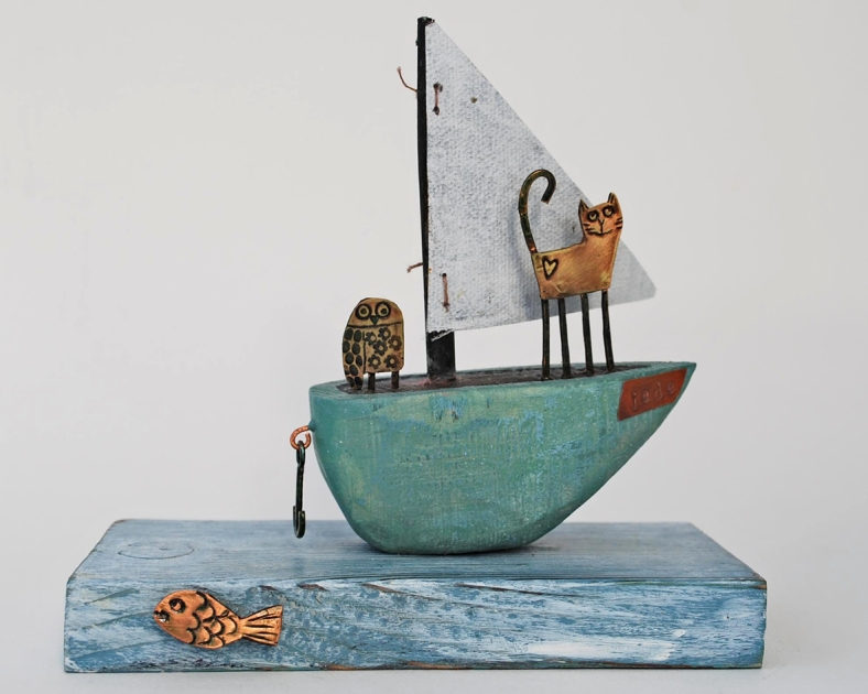 The Owl and The Pussycat - Frances Noon