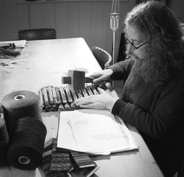 Sarah Tyssen - Textile Artist