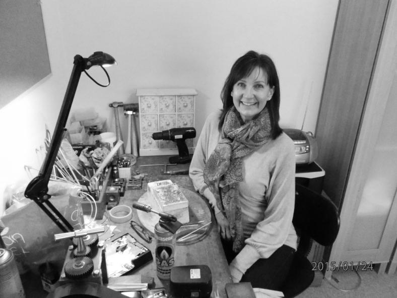 Caron Burroughs - Jeweller