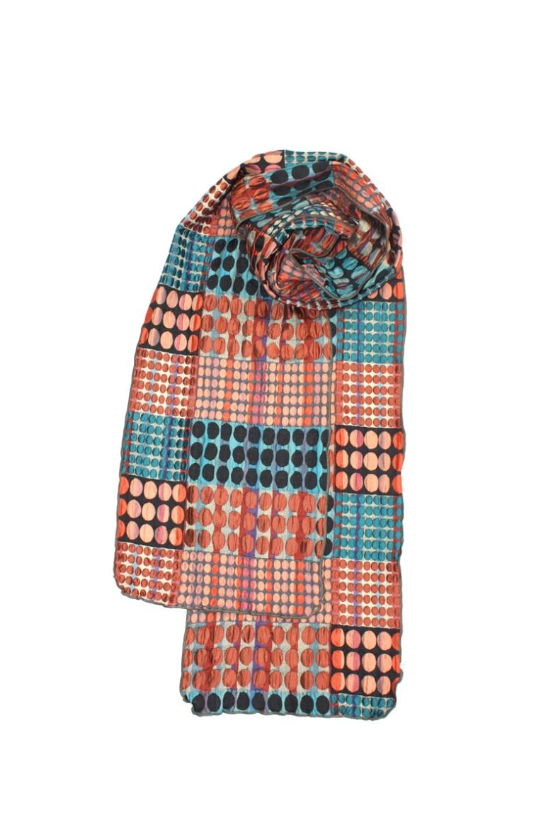 Jude - large standard silk scarf