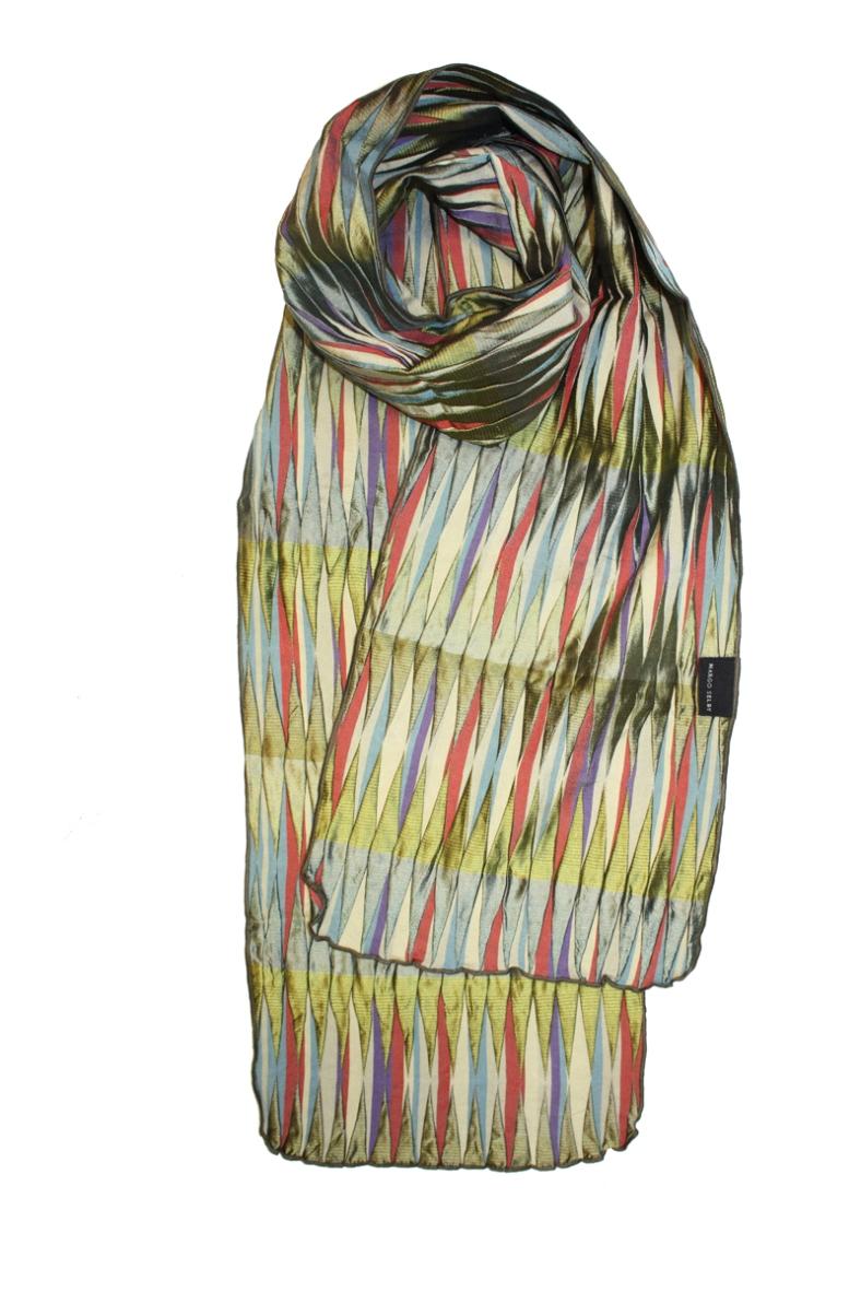 Sherbert - large standard silk scarf