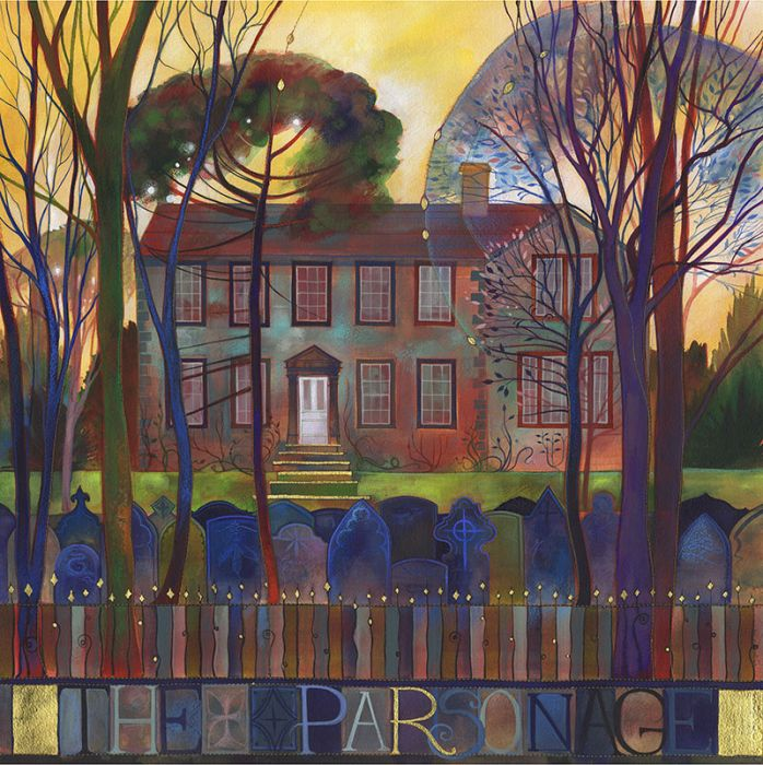 The Parsonage - Kate Lycett