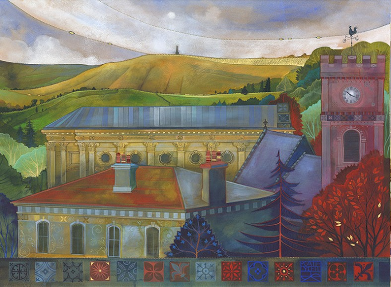 The Town Hall - Kate Lycett
