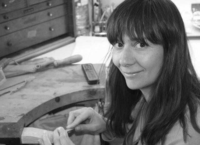Andrea Eserin - Jeweller