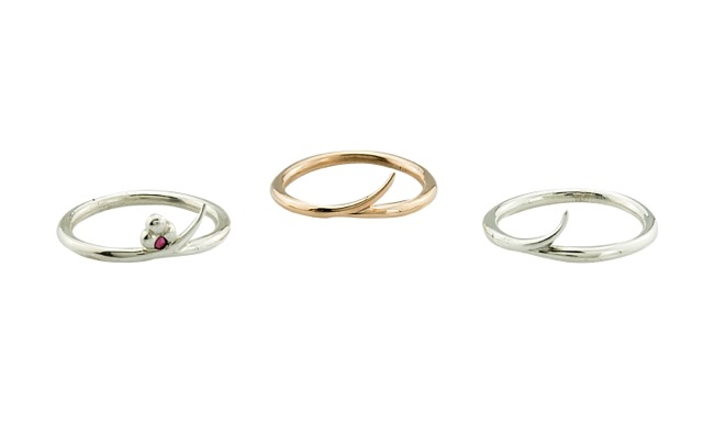 India Flick rings - Andrea Eserin